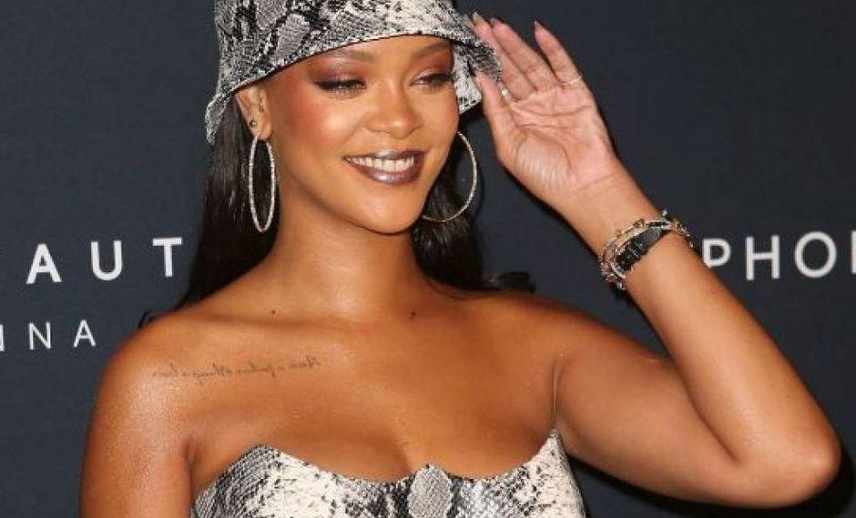 Rihanna es criticada por su figura.