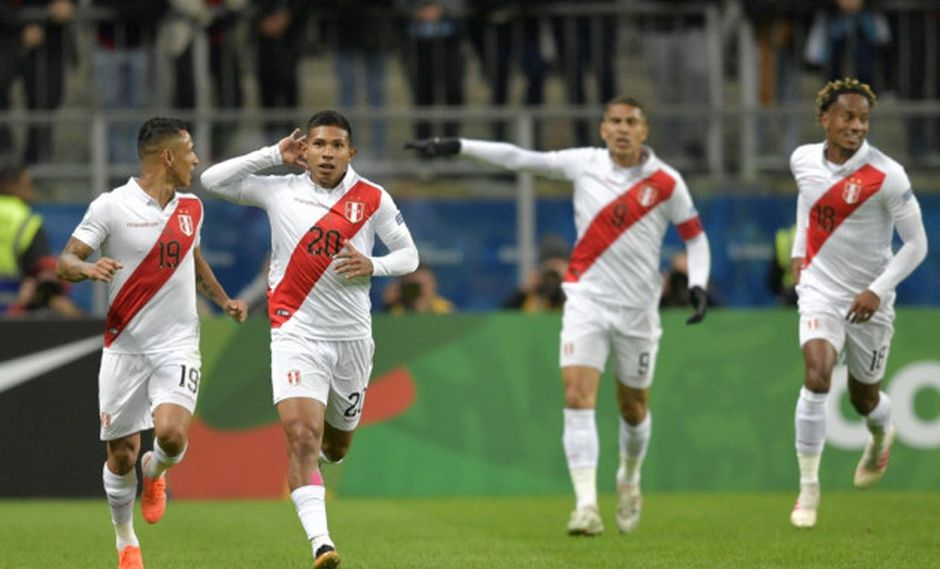 Perú goleó 3-0 a Chile y pasó a la final de Copa América Brasil 2019