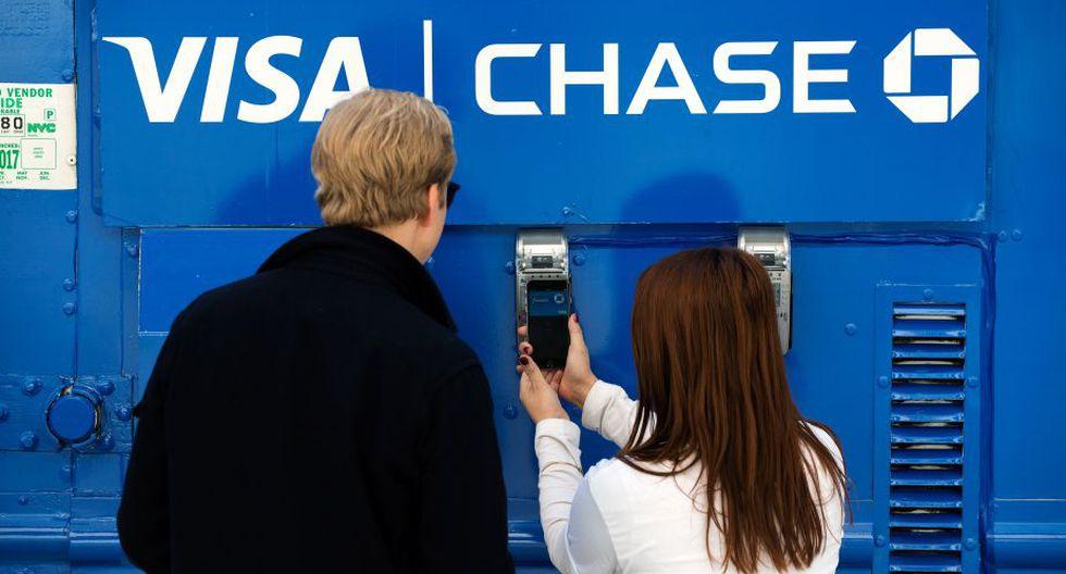 Visa se ubica quinta. (Foto: AFP)