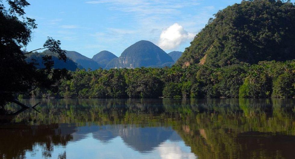 El lugar tiene cientos de formaciones hermosas. (Foto: Andina)