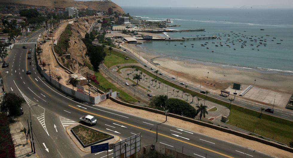 Sepa cuáles son las 51 playas no aptas para bañistas en Lima Foto: GEC)
