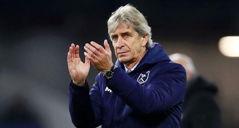 12 - Manuel Pellegrini - Sin club/Pagos pendientes del West Ham - 10,5 millones de euros. (Foto: AFP)