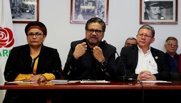 Las FARC pidieron intervención de la ONU luego de que Iván Duque anunció que hará cambios a&nbsp;Ley Estatutaria de la Justicia Especial para la Paz. (Foto: EFE)<br>