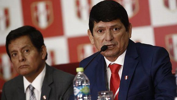 Agustin Lozano, presidente de la Liga 1 anunció apoyo para los clubes profesionales (VIDEO)