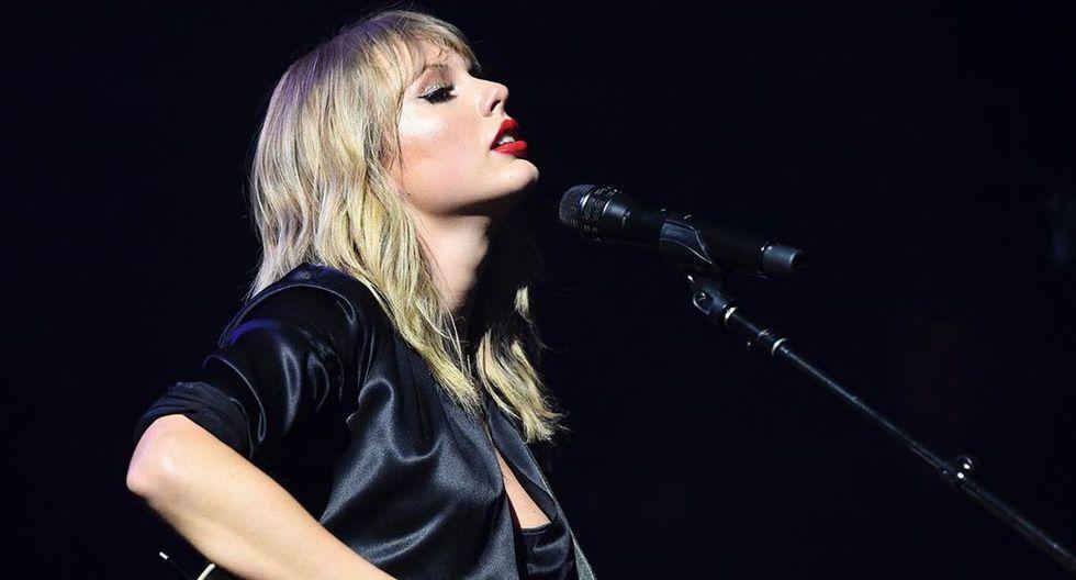Todavía se mantienen las dudas sobre la presentación programada de Taylor Swift en los American Music Awards. (Foto: taylorswift)