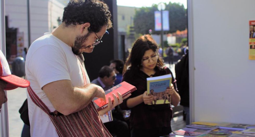 """La inauguración de la Cuarta Feria Metropolitana del Libro """"Lima Lee""""  se realizará el próximo 20 de setiembre desde las 7:00 p.m. (Foto: MML)"""