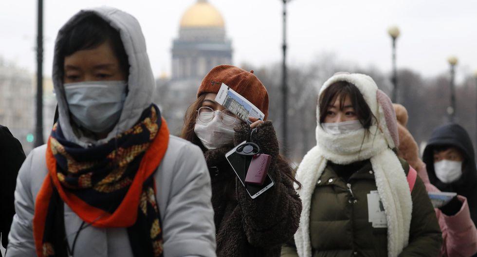 Rusia ya había suspendido el jueves las visas electrónicas a los ciudadanos chinos. (Foto: EFE)