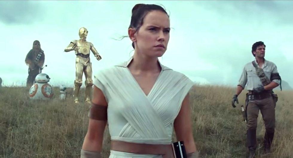 "Star Wars: ""El ascenso de Skywalker"": Revelan primer trailer del episodio IX"