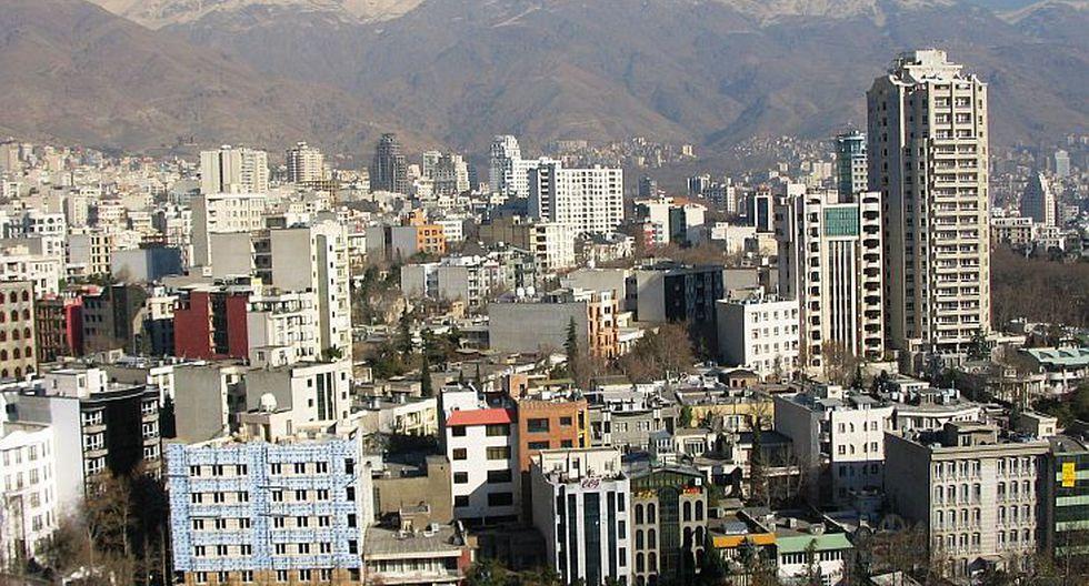 Últimos puestos: 49) Teherán, Irán