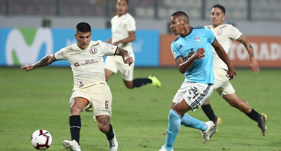 Universitario de Deportes y Sporting Cristal jugarán por la Liga 1 con varias ausencias. (Foto: Archivo GEC)