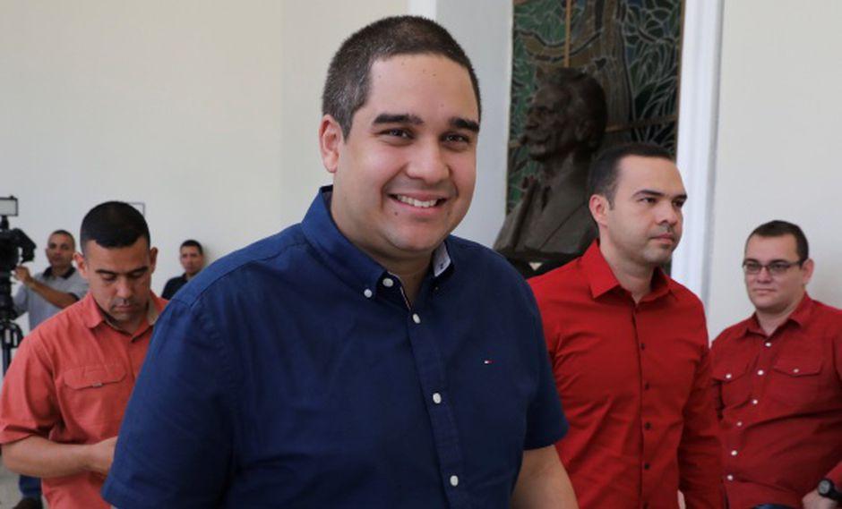 """Hijo de Nicolás Maduro dice que es un """"honor"""" haber sido sancionado por Estados Unidos"""