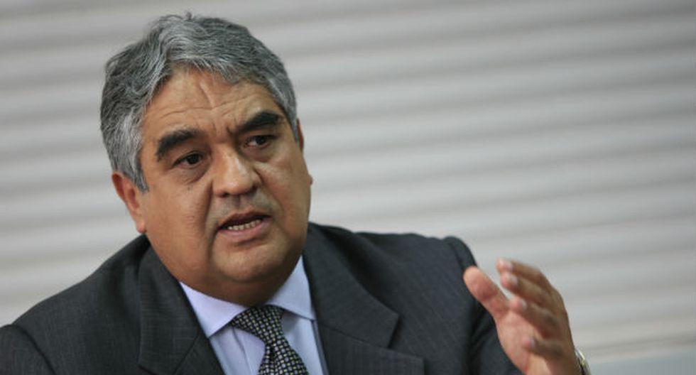 Luis Valdivieso, presidente de la Asociación de AFP. (Foto: USI)