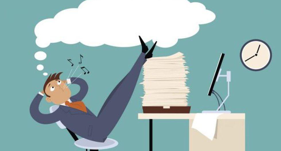 El término se aplica en psicología para definir la sensación de ansiedad generada ante una tarea pendiente de concluir. (Foto: Shutterstock)