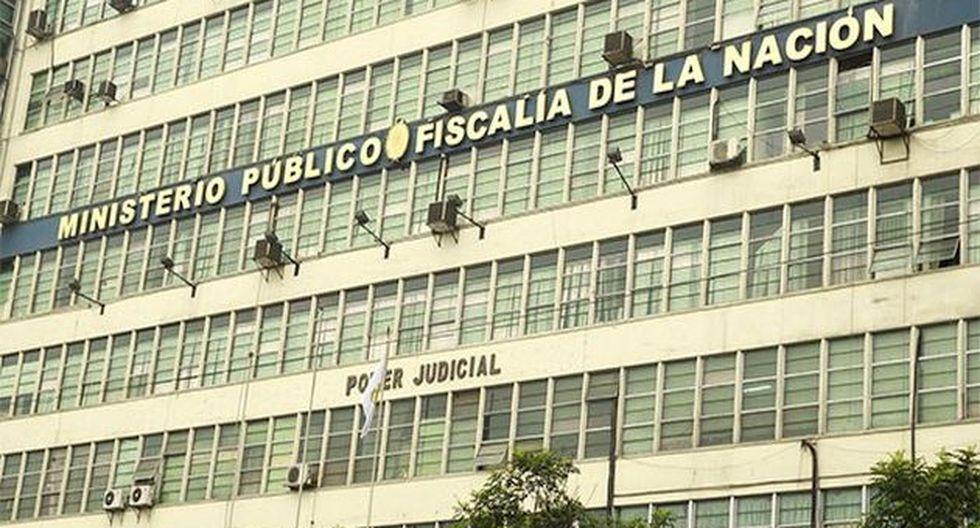 Fiscalía allana oficinas de la Corte Superior de Justicia de Lima. (Foto: Andina)