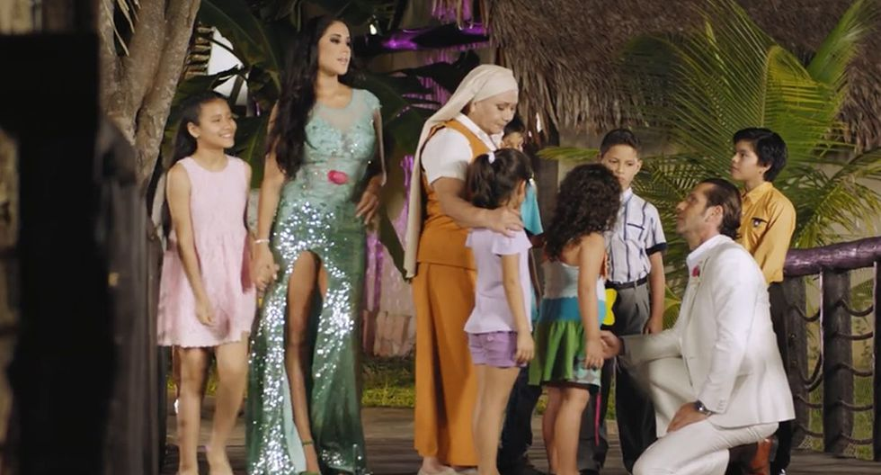 """La película peruana """"¿Mi novia es él?"""" es protagonizada por Gregorio Pernía, Melissa Paredes y Edwin Sierra. (Foto: Sierra Studios)"""