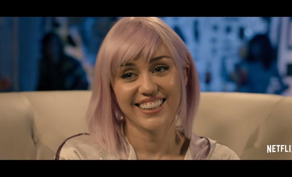 Black Mirror: Netflix lanza tres trailers y Miley Cyrus aparece en uno de ellos | VIDEOS