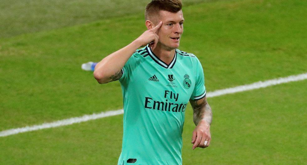 Toni Kroos salió a defender de quienes lo criticaron por pronunciarse por la reducción salarial en Real Madrid. (Foto: EFE)