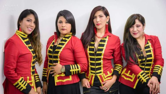 Honey Pie es la única banda integrada por mujeres tributo a The Beatles en Perú. (Foto: @HoneyPieRock)
