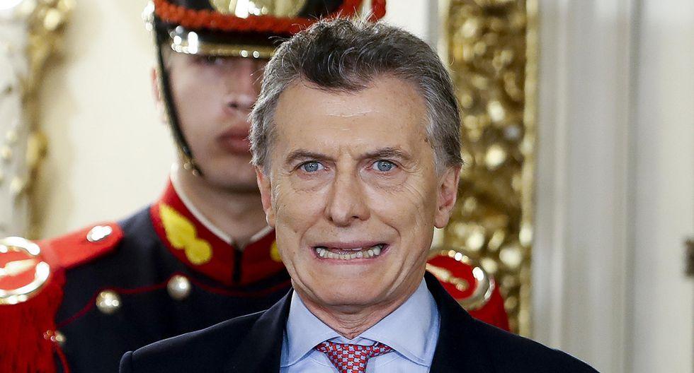 Mauricio Macri, presidente de Argentina, no obtuvo buenos resultados en las últimas encuestas de cara a las elecciones generales. (Foto: EFE/archivo)