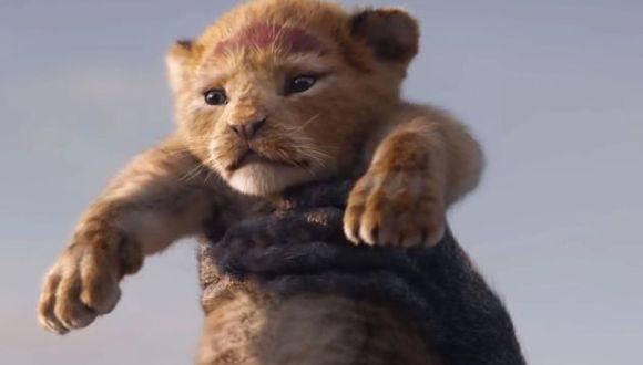 La versión live-action de 'El Rey León' estrena el 19 de julio. (Foto: Walt Disney Studios)