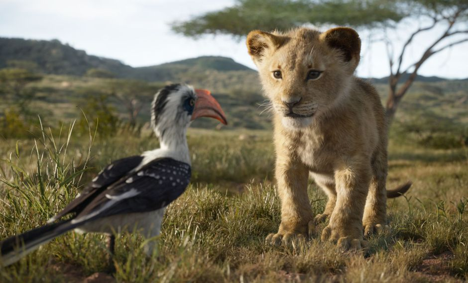 """""""El rey león"""": esperada película ya tiene fecha de preventa"""