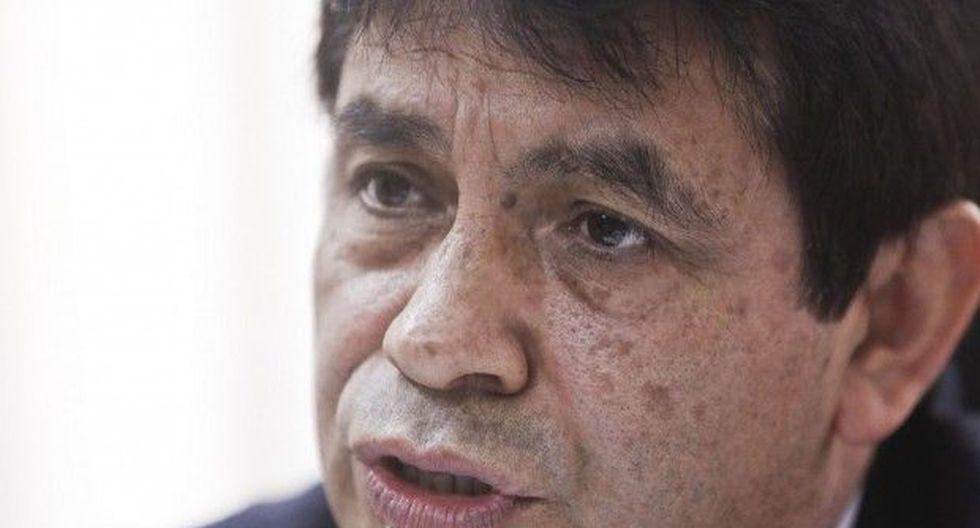 El fiscal supremo Tomás Gálvez volvió a reiterar su pedido para retirar a los fiscales Rafael Vela y José Domingo Pérez del equipo especial. (Foto: GEC)