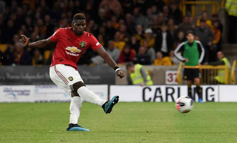Manchester United se pronunció por los insultos racistas que recibió Paul Pogba. (Foto: AFP)