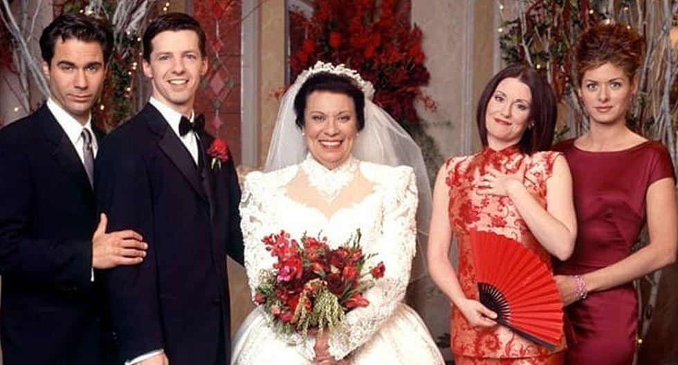 """Shelley Morrison, actriz de la serie """"Will & Grace"""", falleció a los 83 años. (Foto: NBC)"""