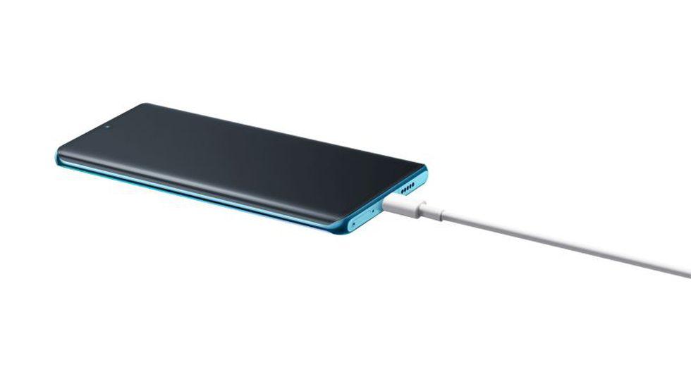 El Huawei P30 Pro cuenta con una batería de 4200mAh (valor típico) y sistema SuperCharge Huawei de 40W que carga un dispositivo de 0 % a 70 % en 30 minutos. (Foto: Difusión)