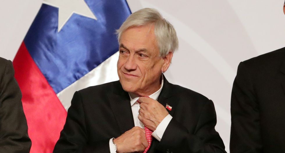 Sebastián Piñera, presidente de Chile. (Foto: Reuters)