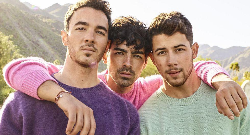 "Sebastián Yatra se une a los Jonas Brothers, Natti Natasha y Daddy Yankee para lanzar ""Runaway"". (Foto: Universal Music)"