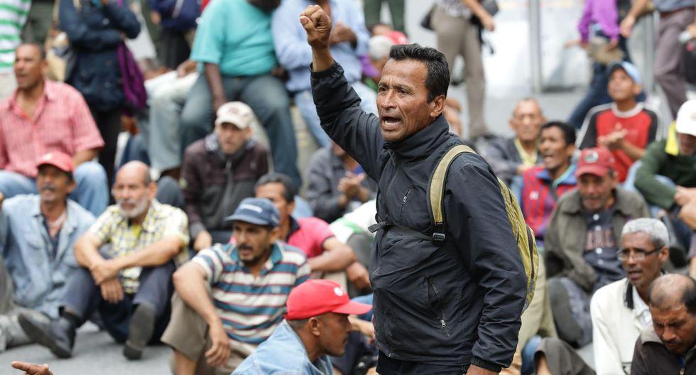 """A la fecha hay unos 687 detenidos por razones políticas, de acuerdo con la ONG Foro Penal, pero el régimen de Nicolás Maduro niega que haya """"presos políticos"""". (Foto: EFE)"""