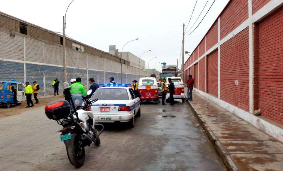 Municipalidad de Lima envió al depósito a 20 mototaxis informales que circulaban por el Cercado