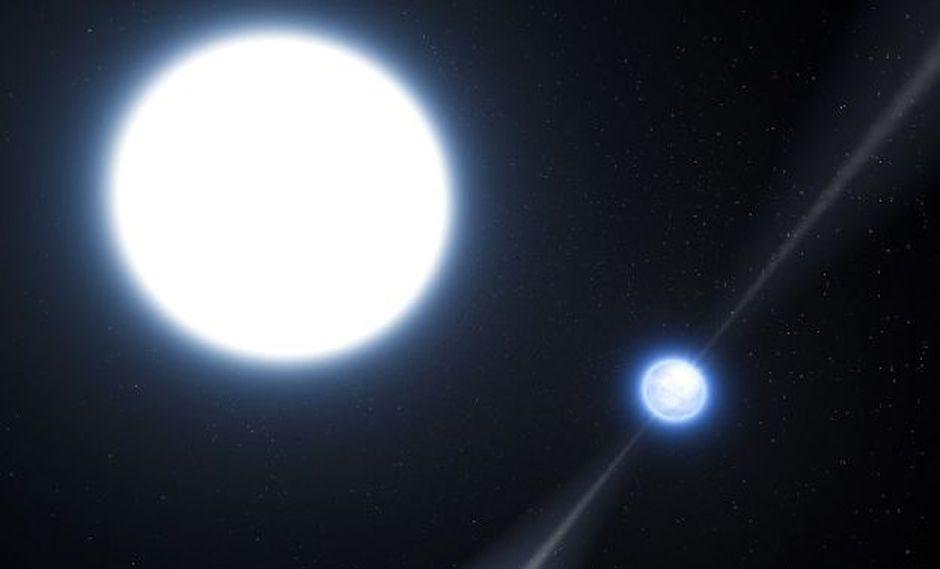 Hallan dos estrellas que prueban teoría de relatividad de Einstein
