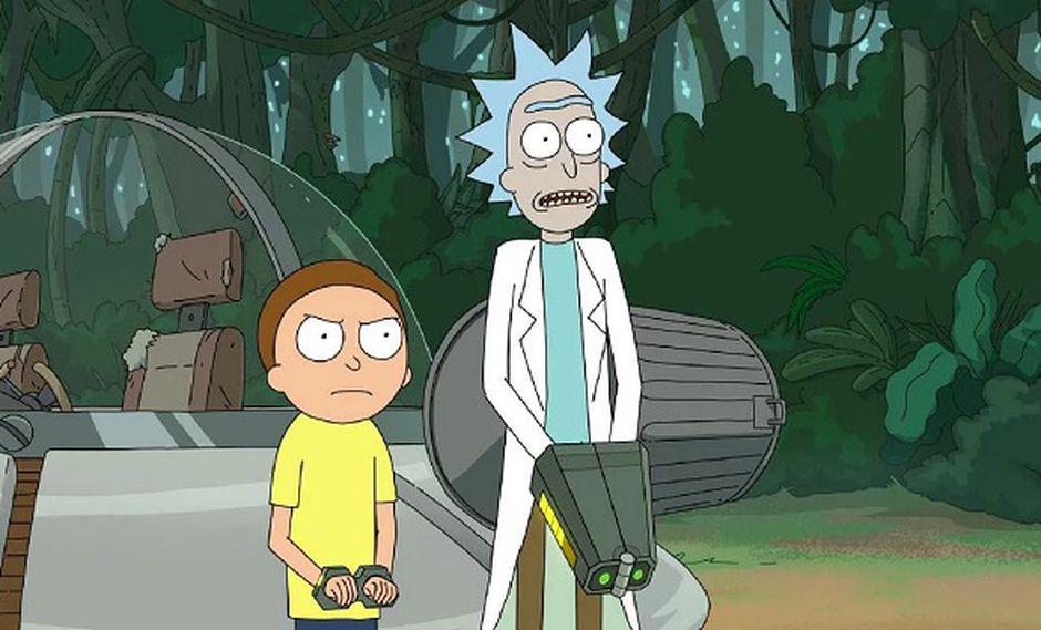 Rick and Morty (Foto: Adultswim)