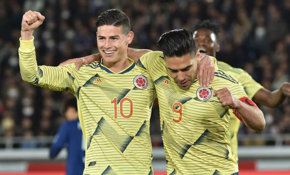 Colombia vs. Corea del Sur: chocan en Seúl por amistoso de fecha FIFA. (Foto: AFP)
