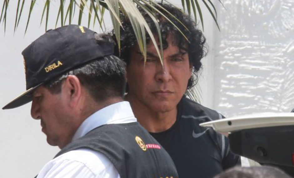 Megaoperativo se realizó esta mañana en Lima por el caso Peter Ferrari. (Andina)