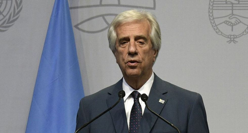 """Presidente de Uruguay anunció que la medida se debe a """"la conmoción causada por los recientes actos de violencia ejercidos contra las mujeres"""". (Foto: AFP)"""