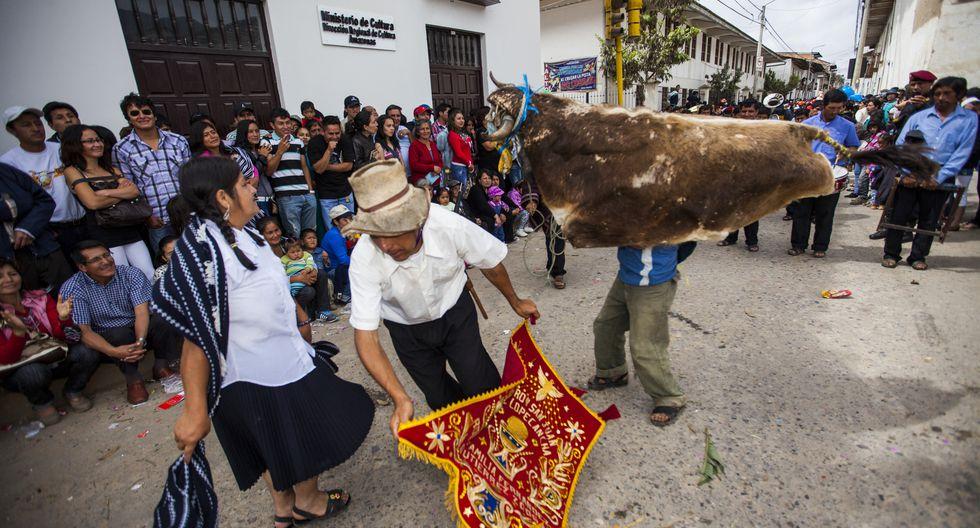 Chachapoyas siempre está de fiesta. (Foto: PromPerú)
