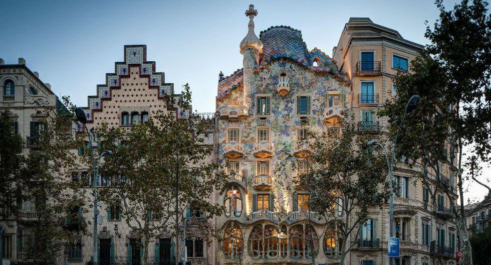 15. Barcelona, España: La segunda ciudad más grande de España ostenta la impresionante cultura y arquitectura catalana, y mucha vida nocturna. (Wikipedia Creative Commons)
