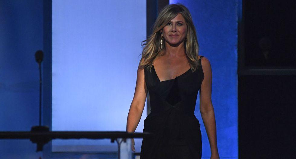 """La actriz estadounidense contó qué se llevó del set de """"Friends"""" y dónde lo guardó.   (Foto: AFP)"""