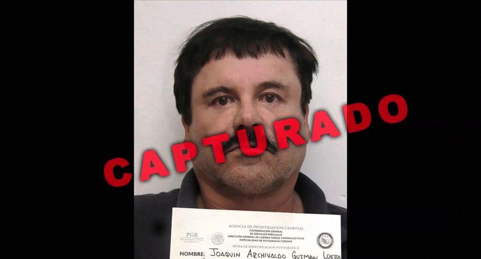 Luego de un juicio de tres meses, lleno de momentos escabrosos y surrealistas, el 12 de febrero un jurado le declaró culpable de 10 delitos de narcotráfico, lavado de dinero y posesión de armas de fuego. (Foto: AFP)