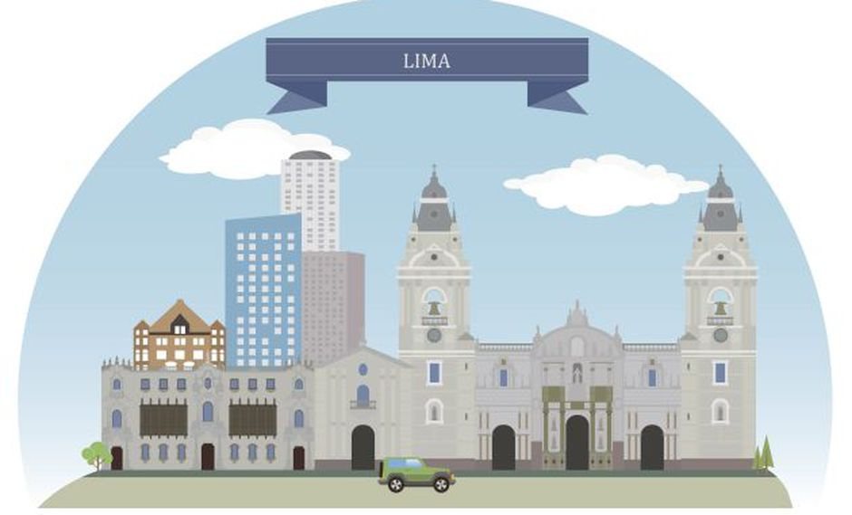 Lima tenía una imagen de una ciudad futura regida por los ideales urbanísticos decimonónicos. (Foto referencial: Shutterstock)