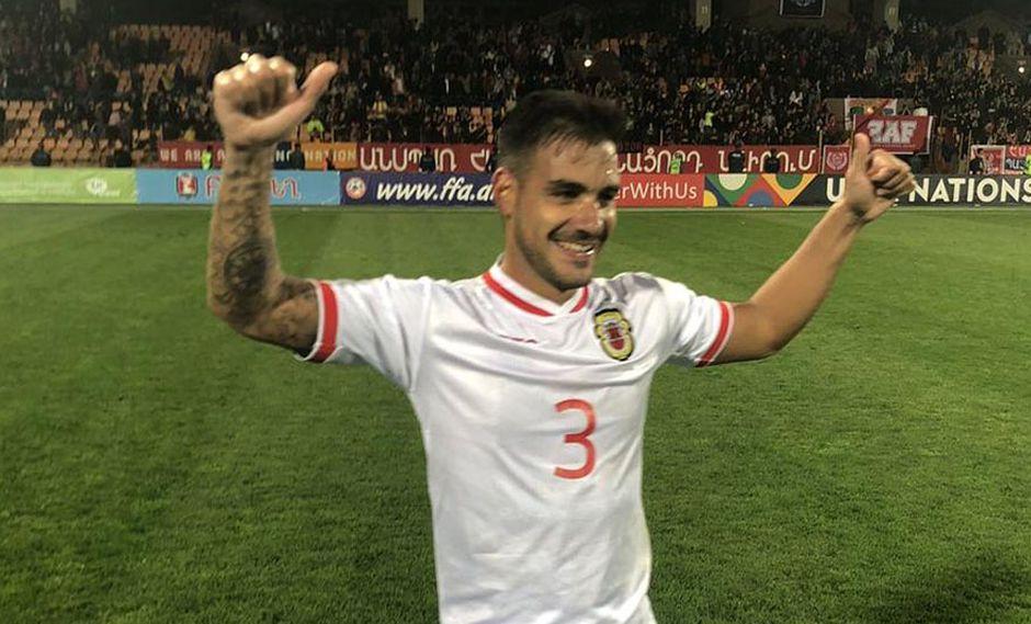 Gibraltar logró la primera victoria oficial de su historia. (Foto: Twitter/@GibraltarFA)