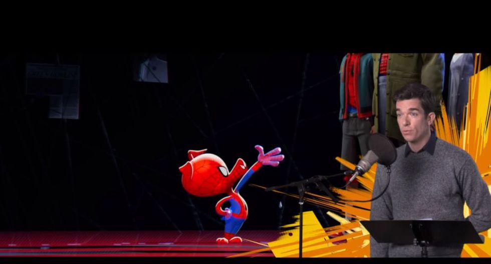 'Spider-Man: Into the Spiderverse': conoce a los actores detrás de los personajes. (Foto: Captura YouTube)