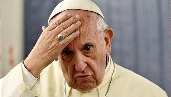 Papa francisco se pronunció sobre los migrantes salvadoreños ahogados en el rio
