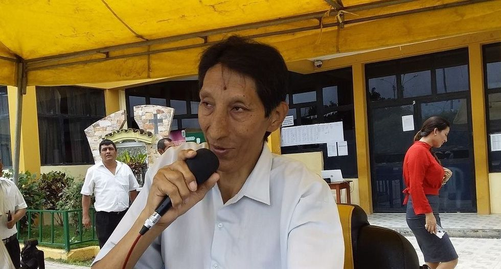 Margarito Machacuay será atendido en el Hospital Guillermo Almenara. (GEC)