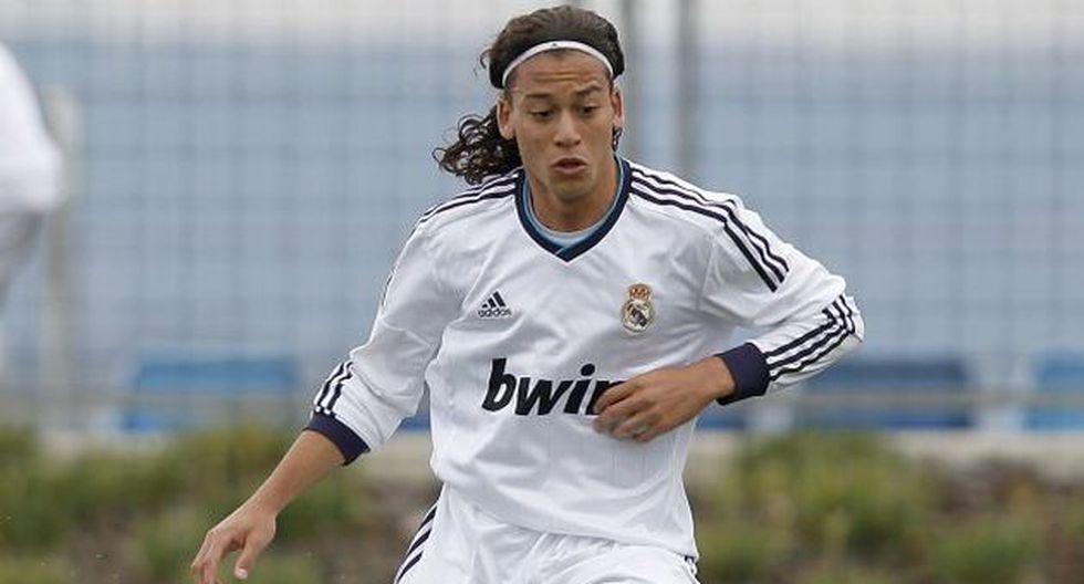 El juvenil peruano no ha tenido muchas oportunidades esta temporada en el Real Madrid Castilla. (Foto: USI)