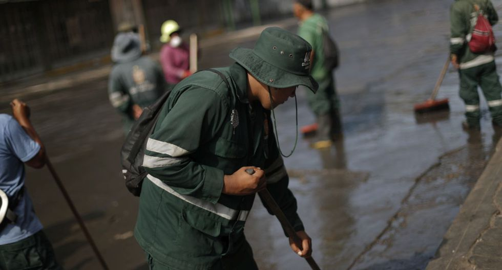 Los servicios de limpieza y seguridad son los que presentan un mayor nivel de rotación en el mercado del outsourcing. (Foto: GEC)