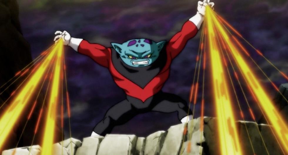Moro y sus delincuentes planean ataque a la Tierra en nueva entrega de Dragon Ball Super. (Imagen: @DBSuperOfficialEnglish)
